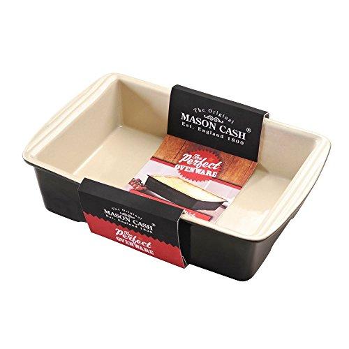 mason cash perfekt ofengeschirr lasagneform 30 cm. Black Bedroom Furniture Sets. Home Design Ideas